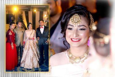 Mantasha weds Bharat