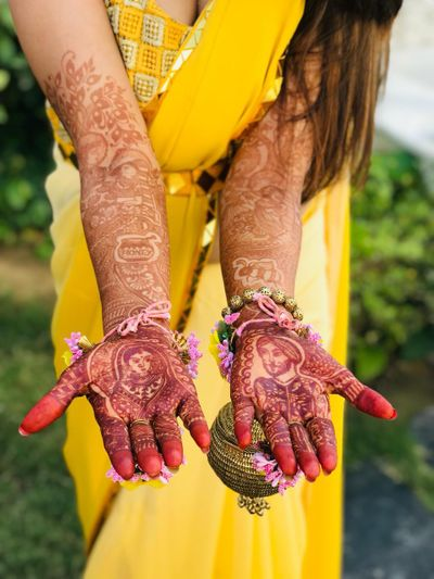Nisha Sadnani Bride