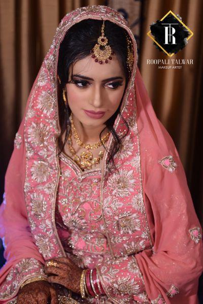 Airbrush makeup for my Stunner Zainab