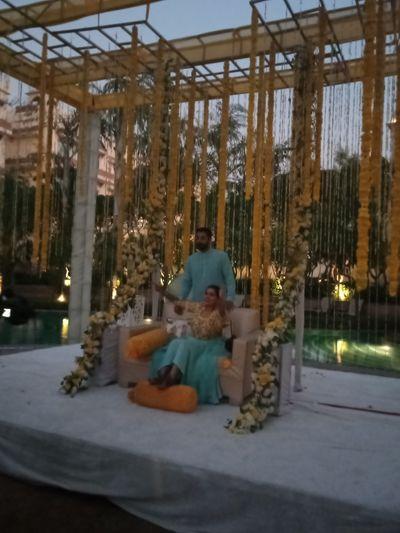 Bridal Dilreet weds Anish