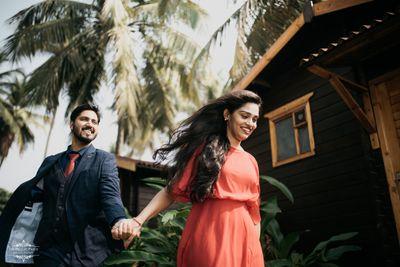 Ushma & Abhishek
