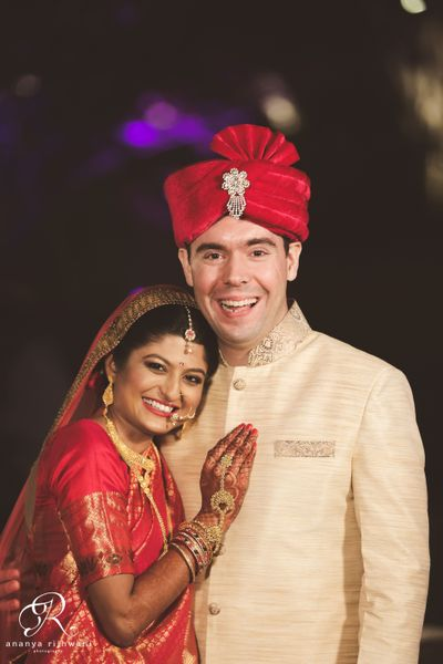 Nidhi + Guillaume