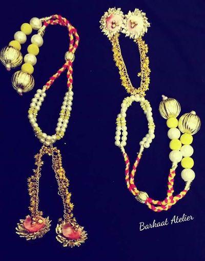 gota jewellery samples