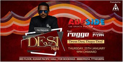 Desi Club Nights