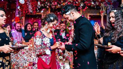 Monisha Birla & Sahil Engagement Ceremony