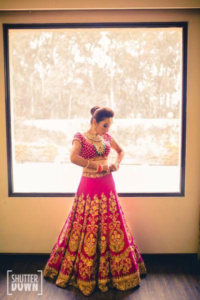Outdoor Delhi Wedding
