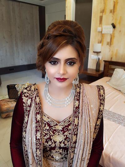 Wedding Looks Sangeet / Pheras /Reception for Sanam Hinduja