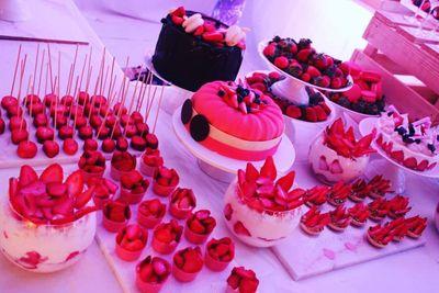 Cake Display Decor