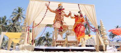Punit Weds Nishalini