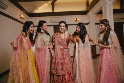 Bride X Bridesmaids