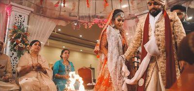 Sameer weds prachi