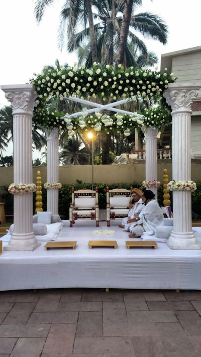 Mandap/Ceremony