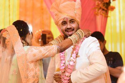 Sam weds Jyoti