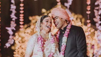 Shikhar Weds Deepika