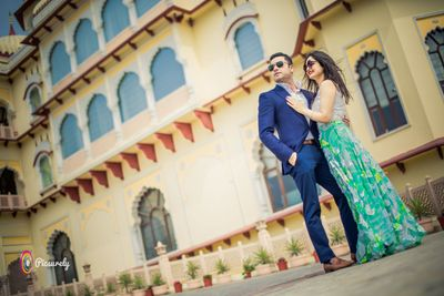 Pre Wedding in Delhi and Karnal- Noor Mahal