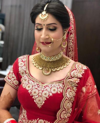 Mehar (The Bride)