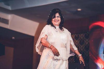 Sangeet Function - Madhurya and Sahil