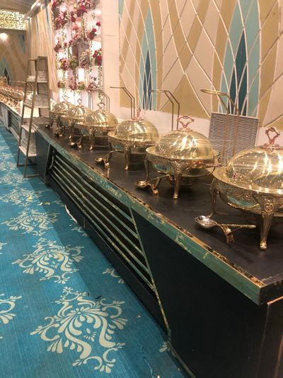 9,10 feb 2019 catering Display by delhi cantt