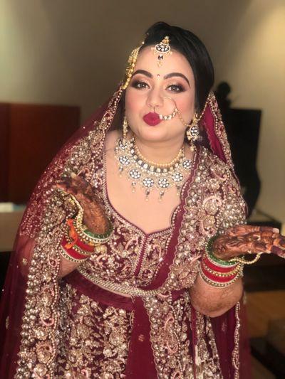 Taruna Manchanda - Wedding Bridal Makeup