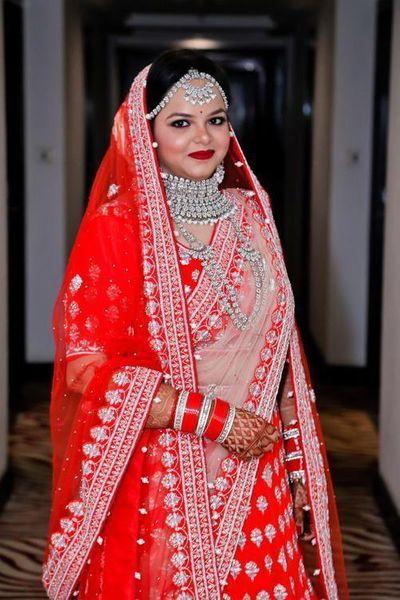 Bride - Stuti