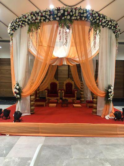 small gujrati wedding