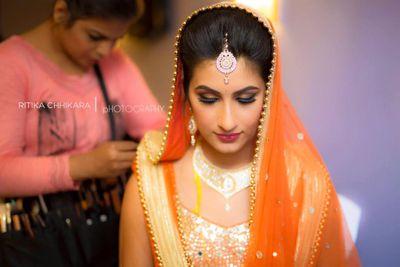 Pankhuri Weds Ravi