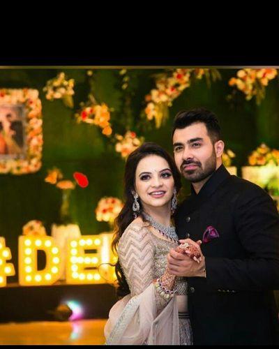 Deepika Baheti bridal mehendi