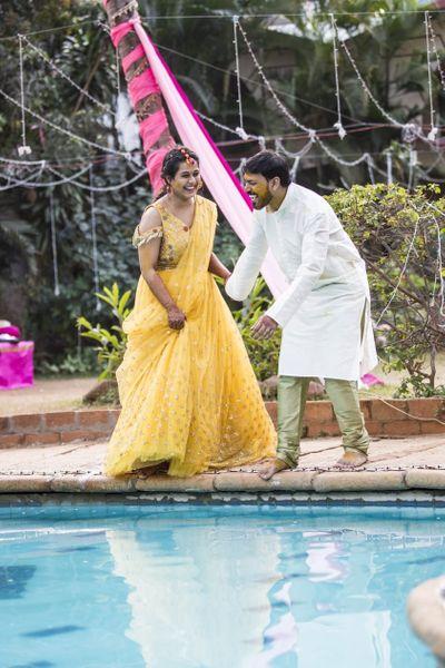 Pooja & Himanshu