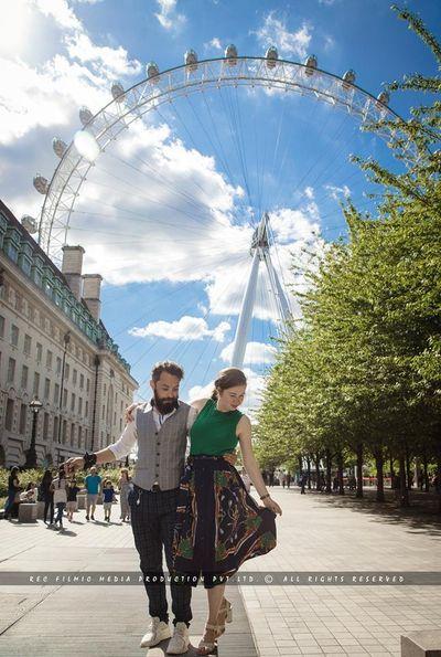 Album in City London
