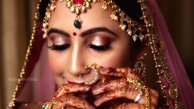 Shruti's Wedding, Engagement & Mehendi