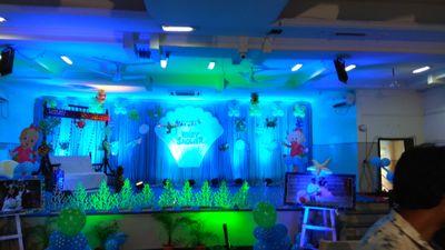 Aquarium theme decor