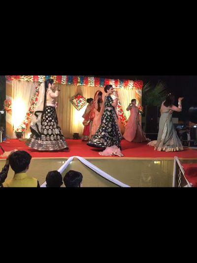 Group Performance Dance