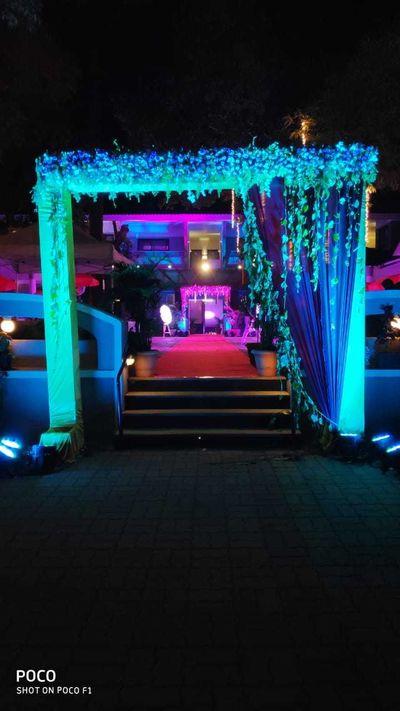 Mahabaleshwar Wedding.