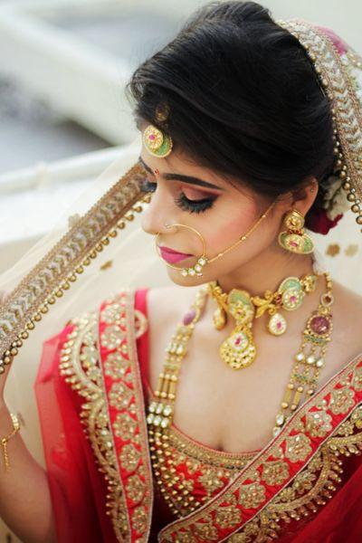 Akansha's punjabi wedding
