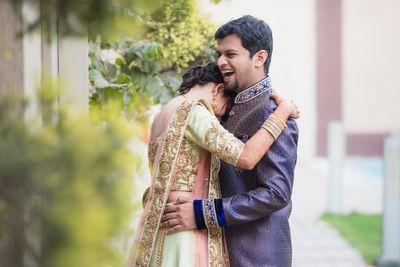 HARSH & SUKRITI | A beautiful Gujarati wedding