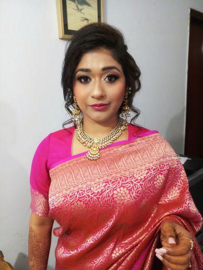 Reception bride Nishi