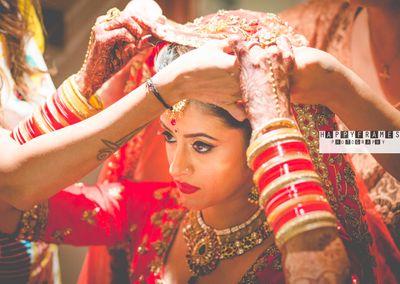 Bride be like