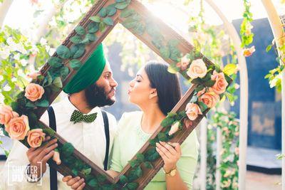 A Punjabi Prewedding Shoot