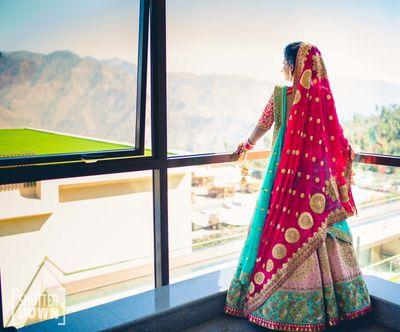 Wedding in the Queen of Hills