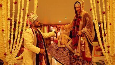 Kirti Weds Vibhor