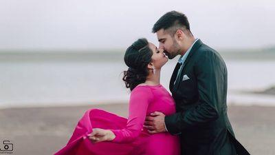 Tejas & Ritu - Safarsaga Films - Pre Wedding Shoot Photographer in Chandigarh