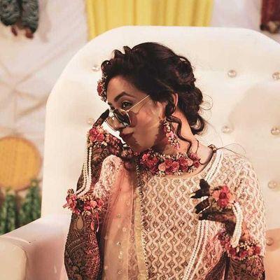 shivani bride