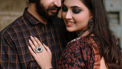 Simran and Ravneet - Best Prewedding Shoot  in Delhi - Safarsaga Films