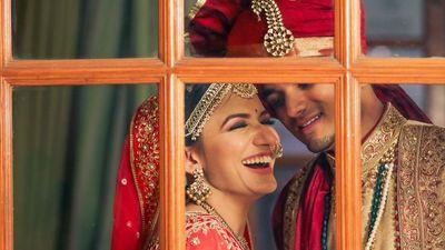 Riya & Aakash Wedding | The Club