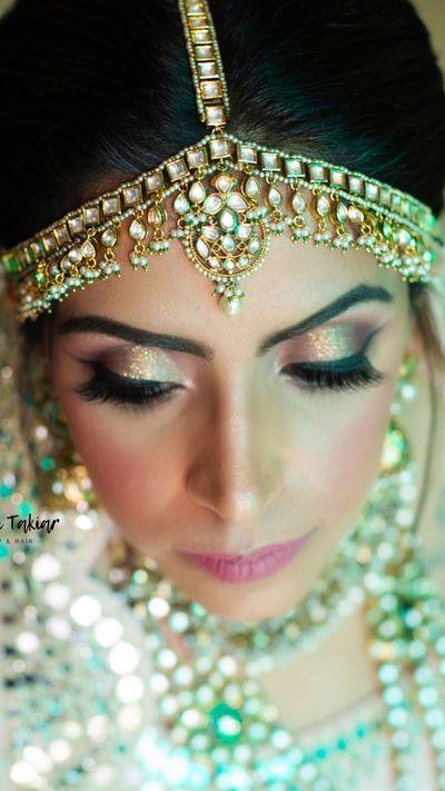 Bride Palak - Mehendi & Wedding