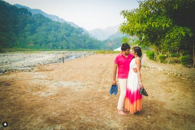 Anchal & Ritvik Pre Wedding