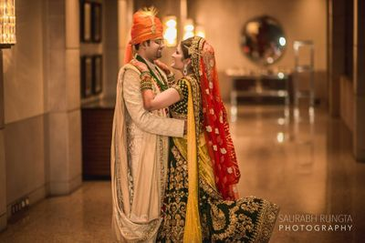 We've Only Just Begun - Uttam Weds Urvi