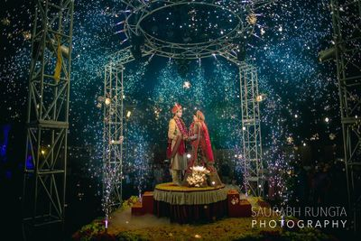 A Fairytale Beginning - Anshul Weds Shipra