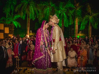 Childhood Sweethearts - Surya Weds Upasana