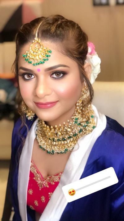 Ravina - My Insta Blogger Bride